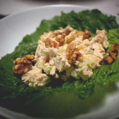 Waldorf Chicken Salad | Paleo