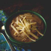 Easy Cheesy Potato & Sausage Soup   Instant Pot Recipe