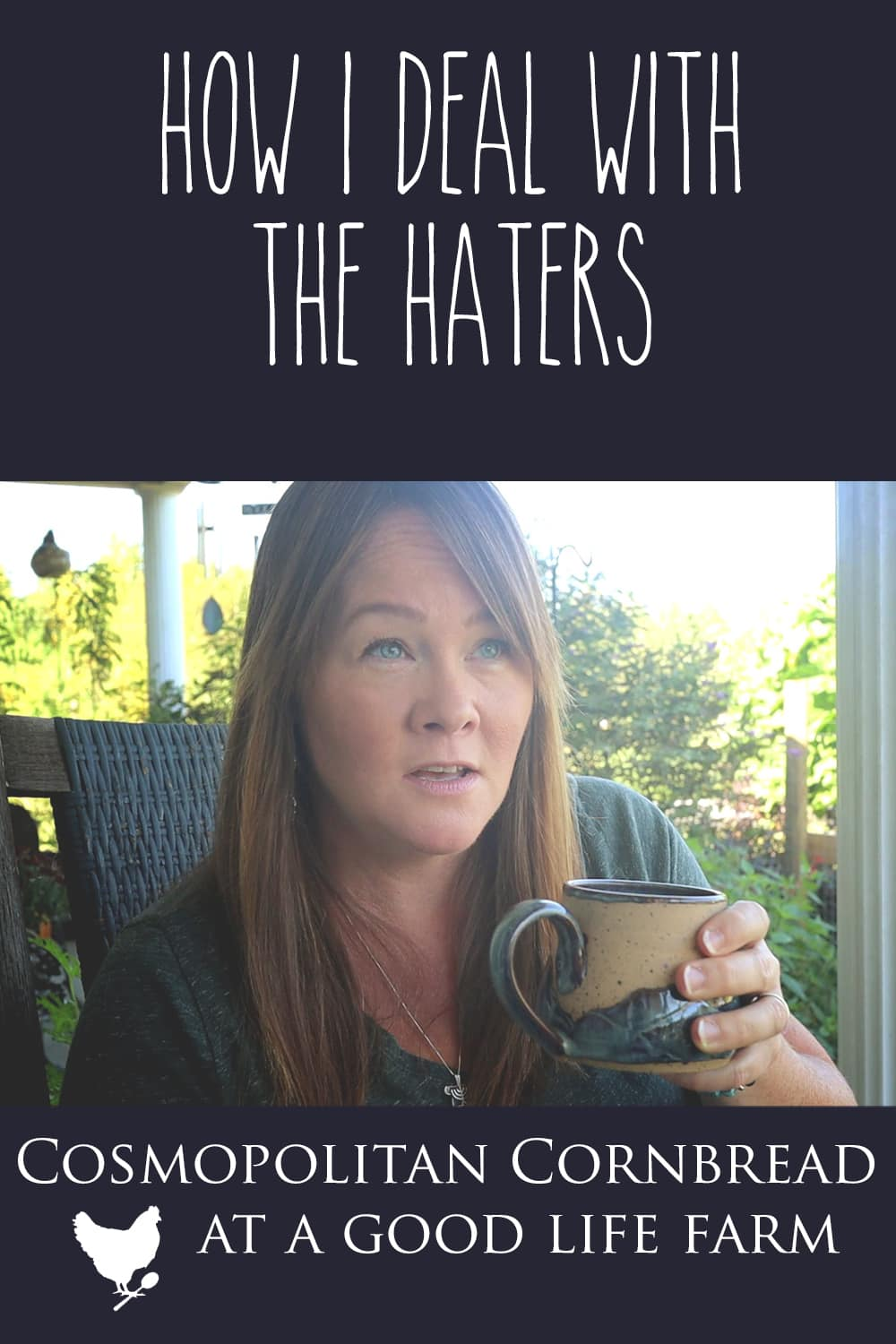 "When you have an online presence, whether it is as a blogger, Youtuber, or simply your social media account - there are times when we all have to deal with negative comments and ugliness. A ""real world"" incident happened, and it prompted me to talk about this topic."