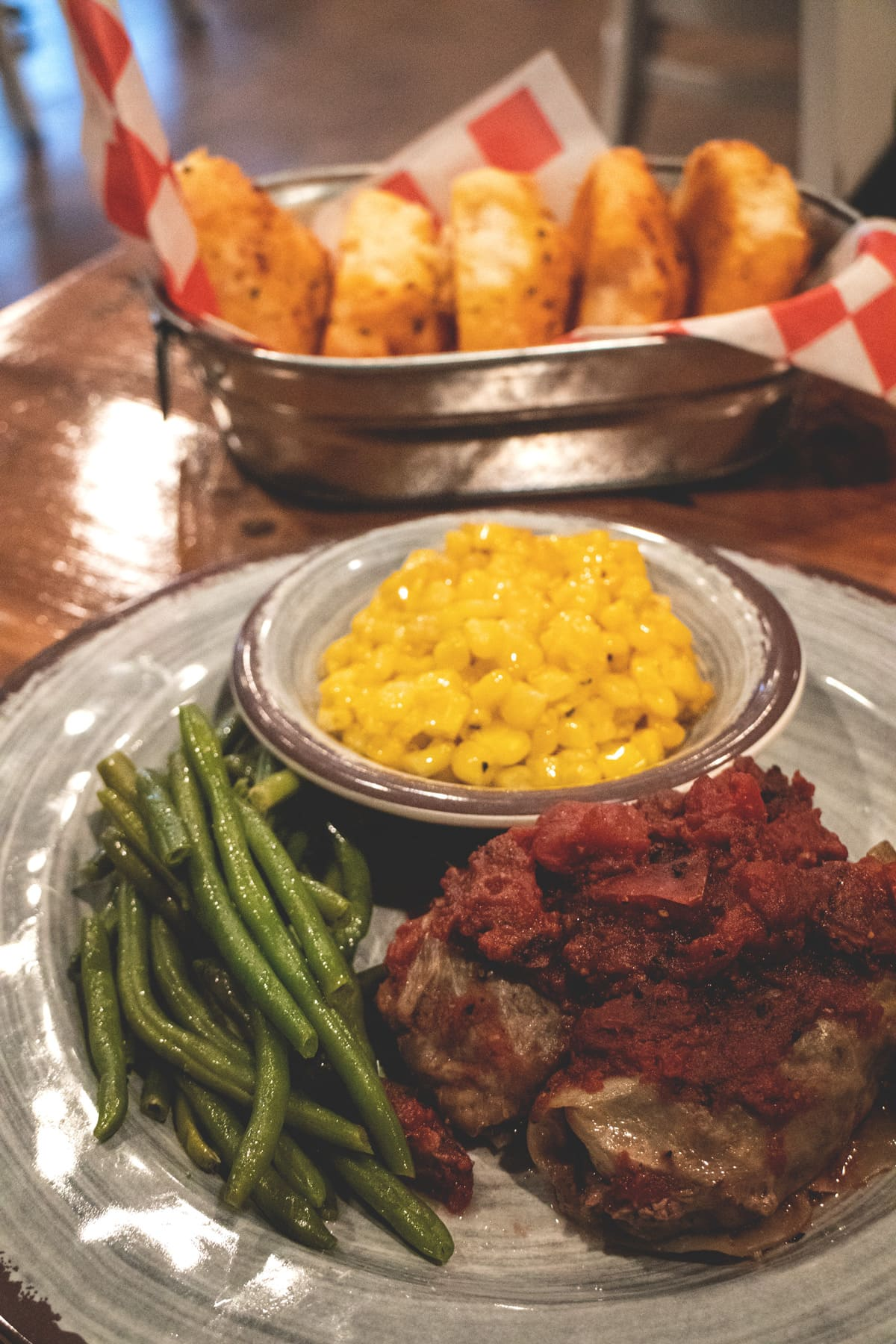A Country Supper at Dollywood's Front Porch Cafe