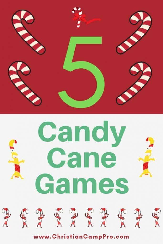 5 Fun Candy Cane Games