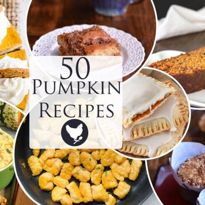 50 Pumpkin Recipes from Savory to Sweet