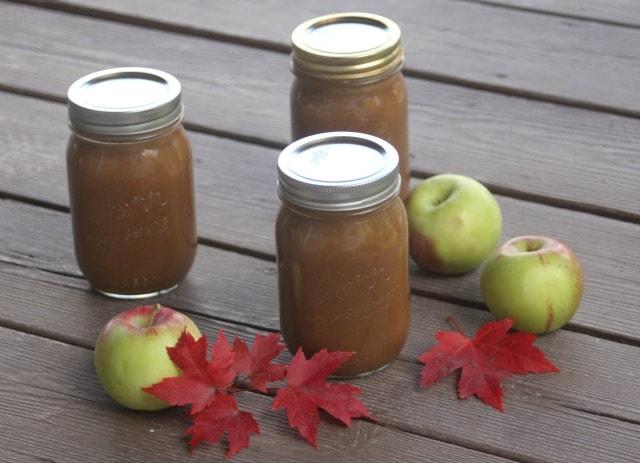 Maple Apple Butter