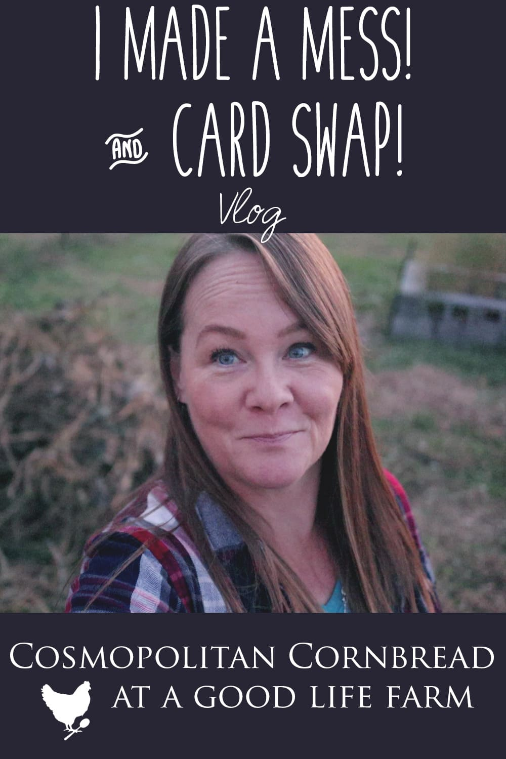 A Big Mess! & Card Swap Announcement