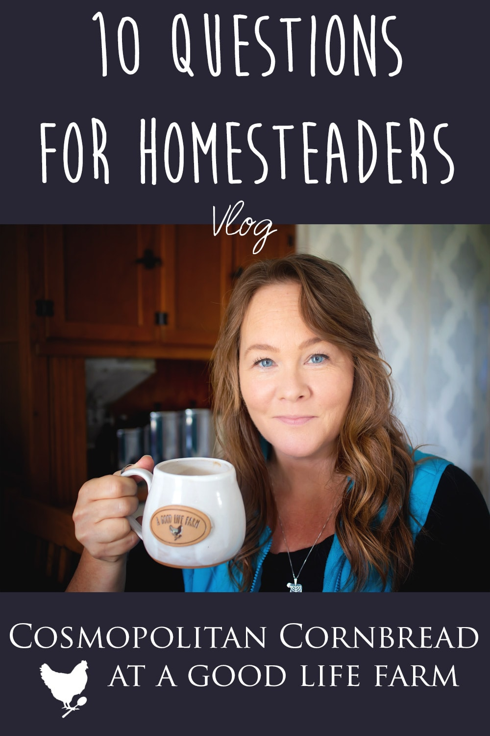 "I was tagged in the ""10 Questions for Homesteaders"" tag by another channel, the Providence Farmstead. So I sat down with a cup of coffee and answered the homesteading questions in this little Q&A."