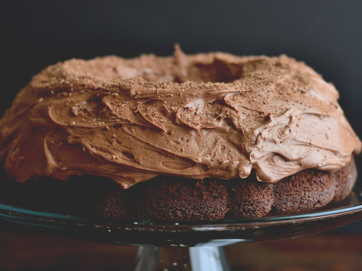 The Best Chocolate Cake | Cosmopolitan Cornbread