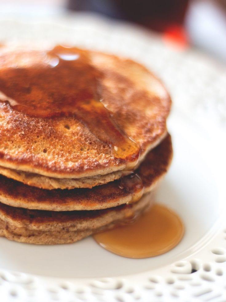 Homemade Grain Free (Gluten Free) Pancake Mix