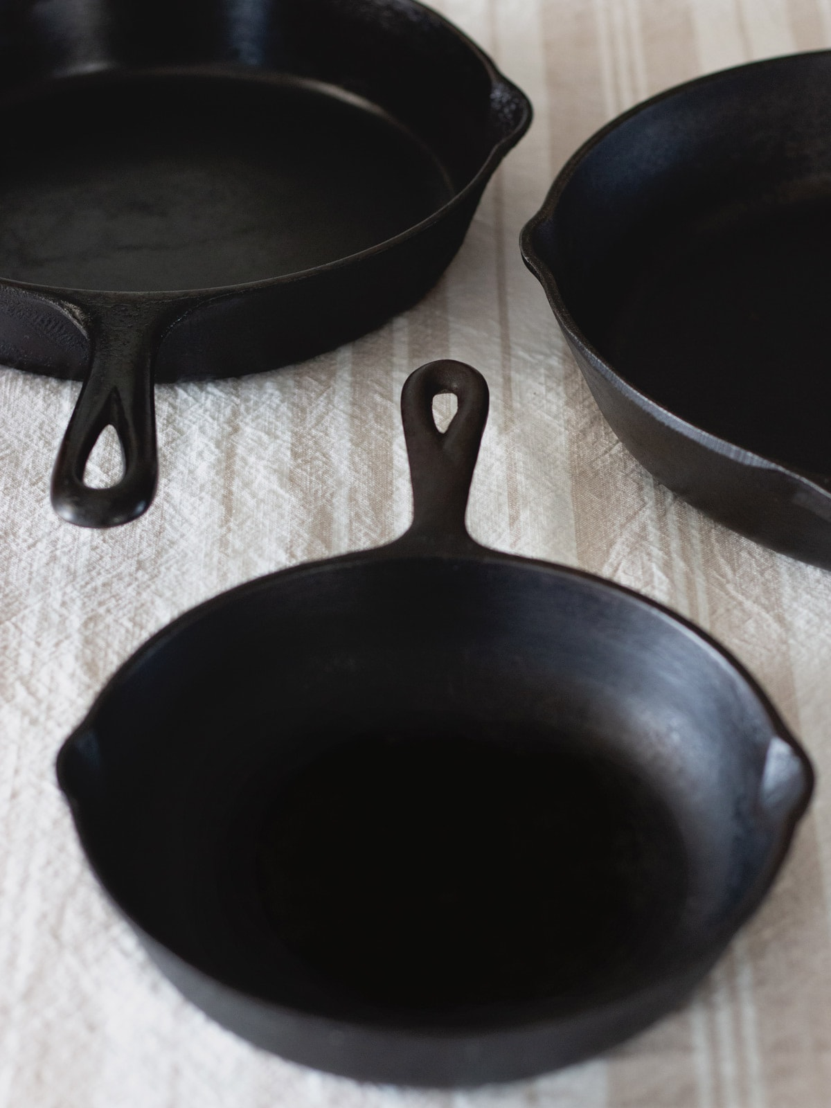How to Care for Cast Iron Skillets or Pots