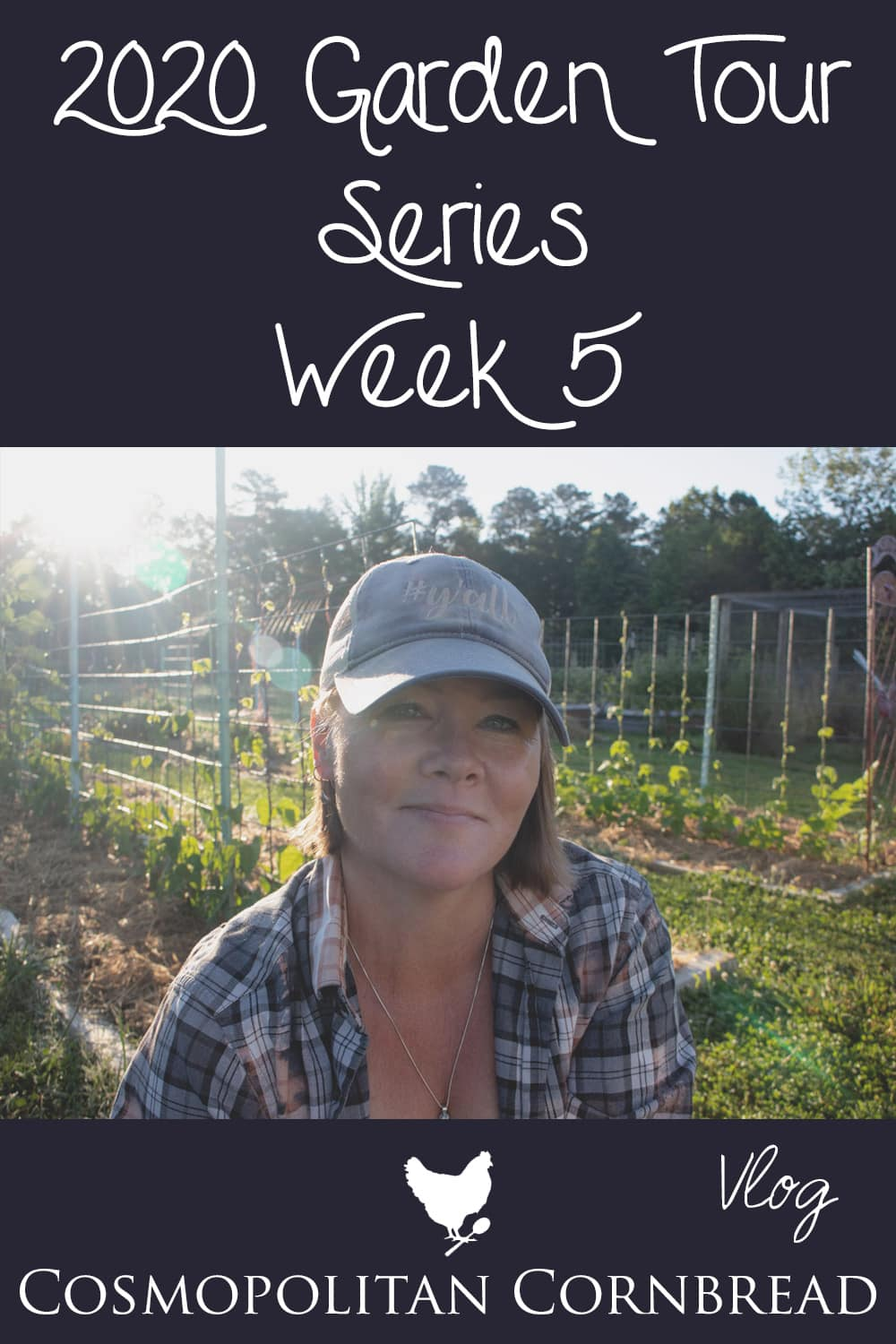 2020 Garden Tour Series – Week 5 | Join me for a tour of the in ground, no-til garden and the raised bed garden.
