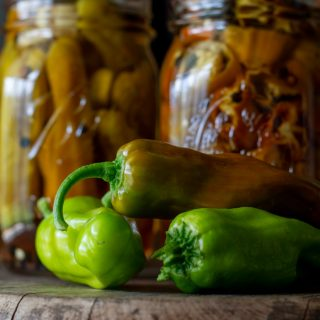 How to Pickle Pepperoncini Peppers
