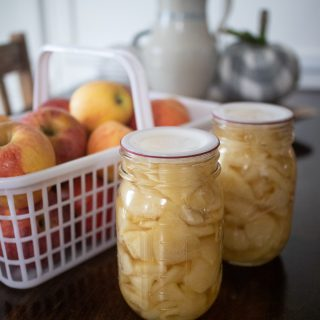 How to Can Apple Slices   Preserving the Harvest with Cosmopolitan Cornbread