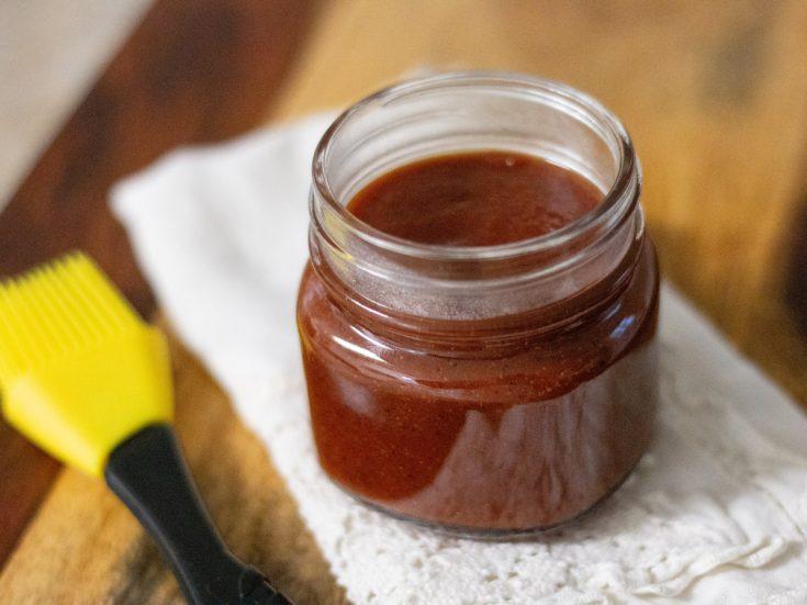 Paleo Homemade BBQ Sauce