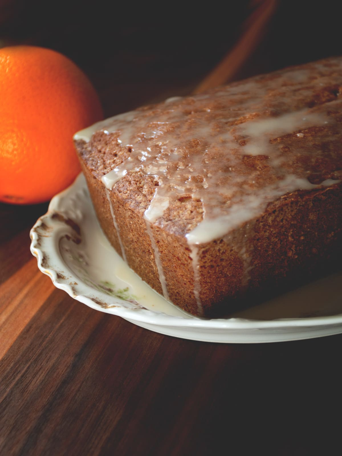 Rich in citrus flavor, you'll love this cheerful Orange Pound Cake.