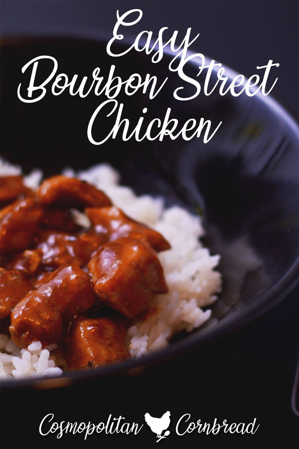 This wonderfully rich dish is a great busy night meal that is quick and full of flavor.
