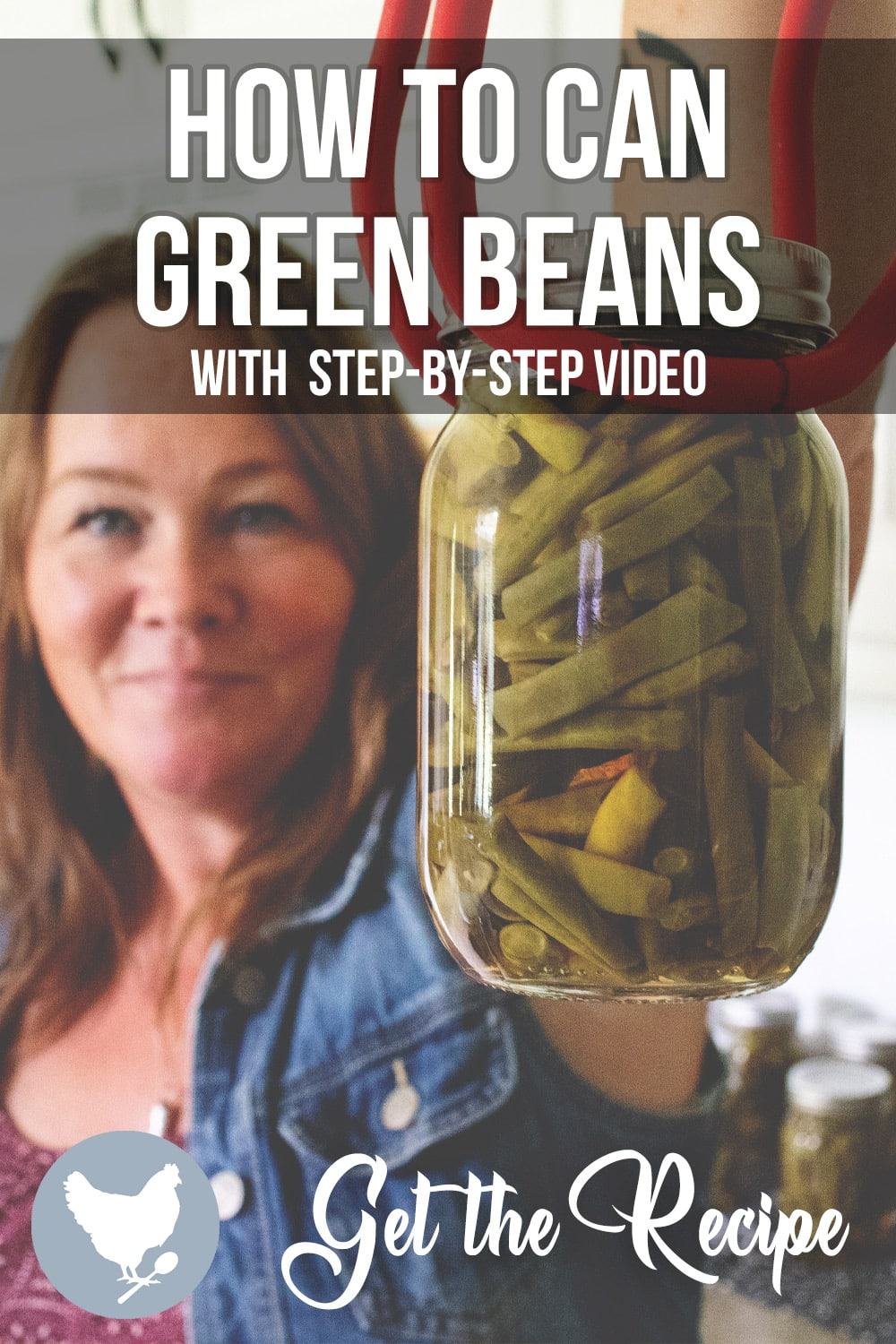 Canning your own green beans doesn't have to be intimidating. Learn how to preserve all the green beans you want!