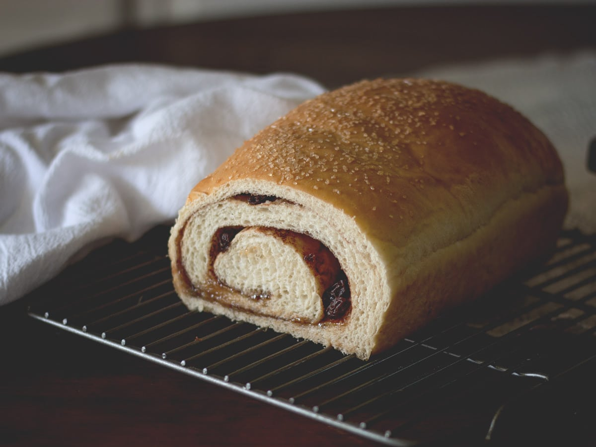 Cinnamon Raisin Bread is the comfort food of the bread world. Learn how to make these delicious bread at home!